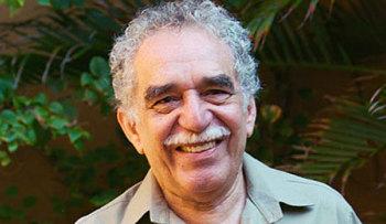 1927. március 6-án született Gabriel García Márquez