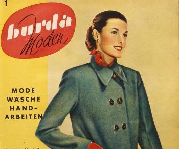 1903. február 24-én született Franz Burda