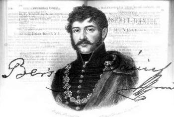 1836. február 24-én halt meg Berzsenyi Dániel