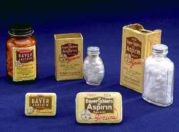 1899. március 6-án szabadalmaztatták az Aspirint