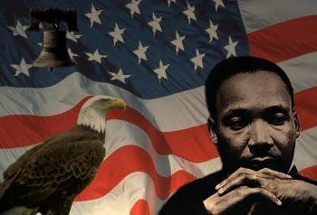 1929. január 15-én született Martin Luther King