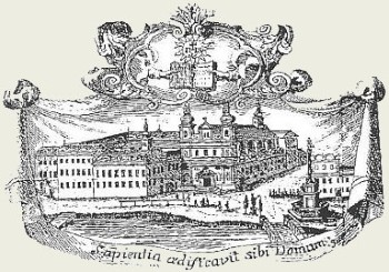 1777. március 6-án helyezték át Budára a nagyszombati egyetemet