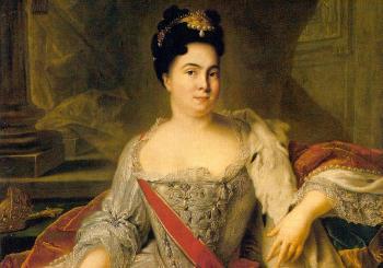 1727. május 17-én halt meg I. Katalin