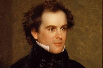 1864. május 19-én halt meg Nathaniel Hawthorne