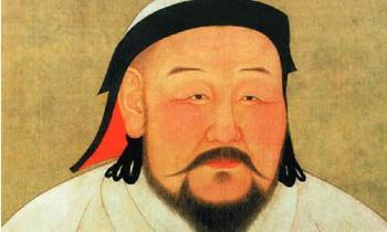 1227. augusztus 18-án halt meg Dzsingisz kán