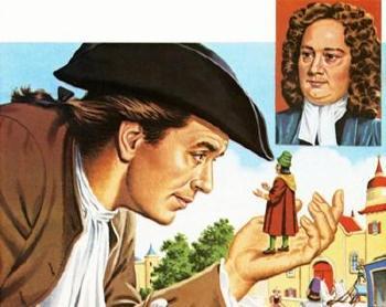 1745. október 19-én halt meg Jonathan Swift