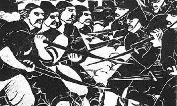 1514. július 15-én verték le a Dózsa György-féle parasztfelkelést