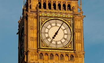 1859. május 31-én megkezdte működését a westminsteri toronyóra