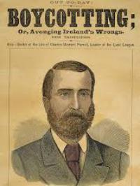 1897. június 19-én halt meg Charles Boycott