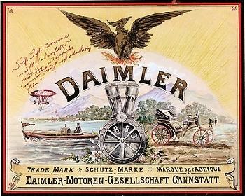 1900. március 6-án halt meg Gottlieb Daimler